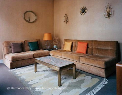 Living room, Paris, 2006